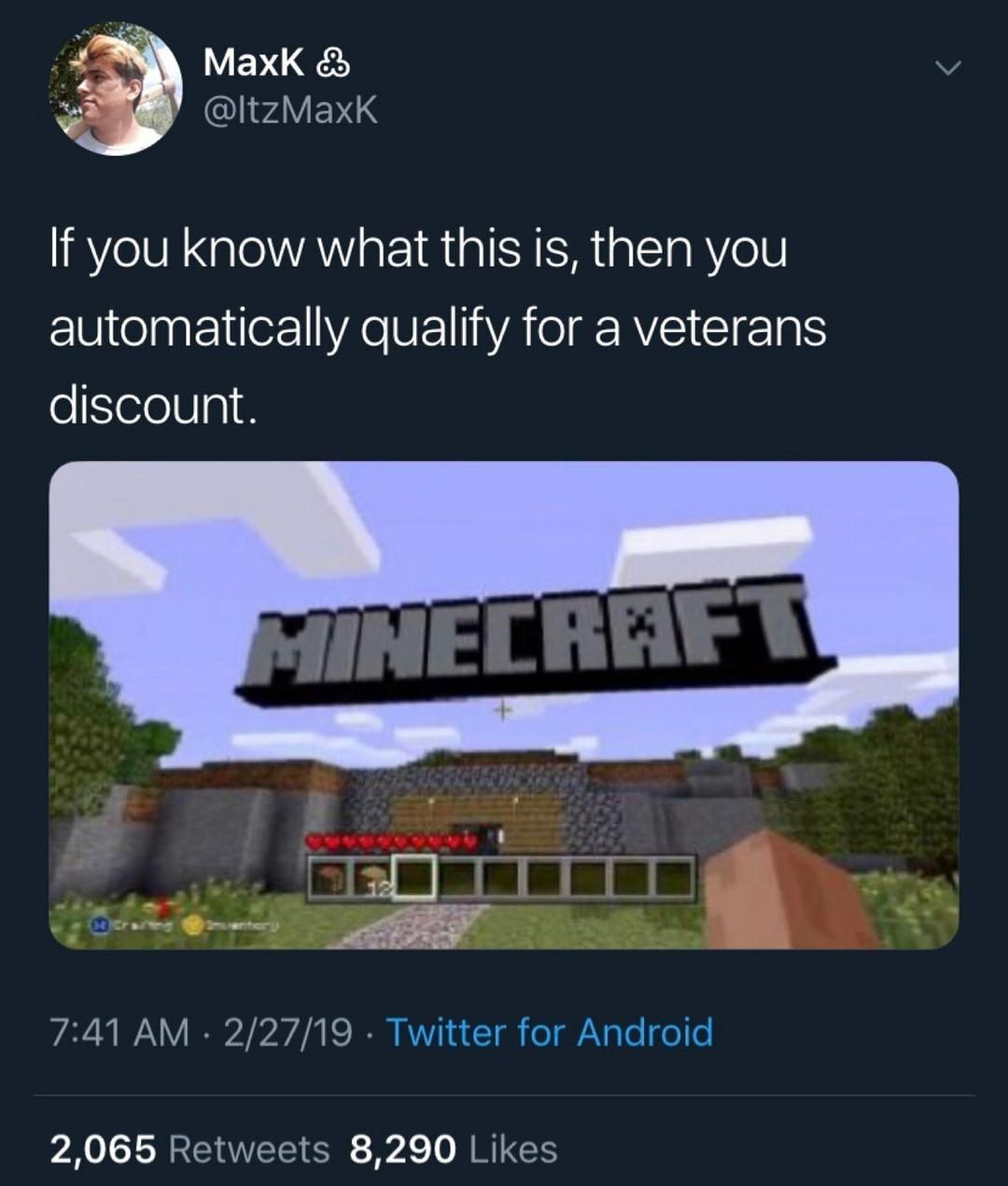 Ig im a veteran - meme