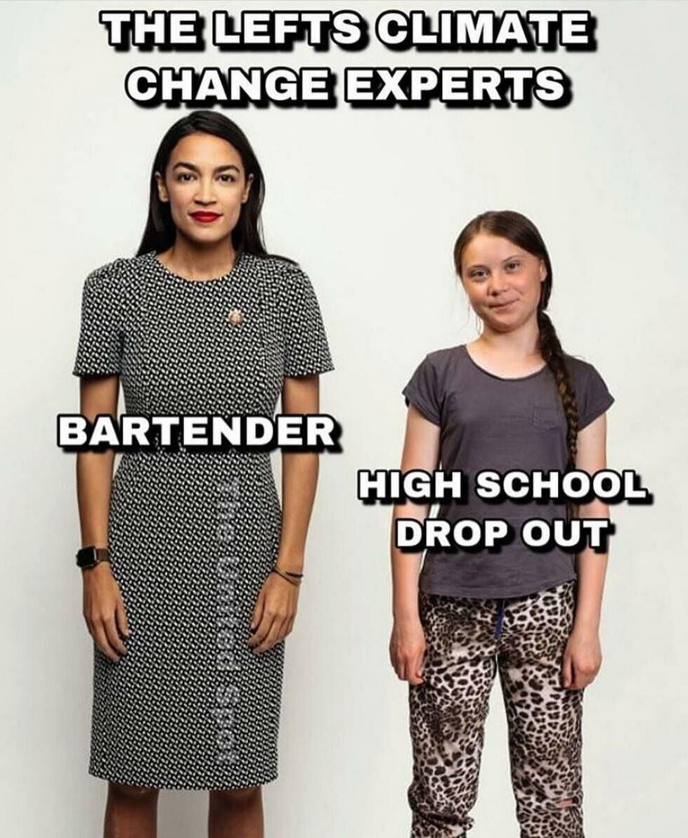 Climate change - meme