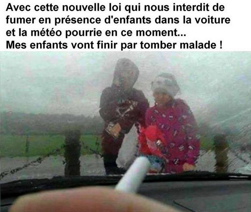 Fumer - meme