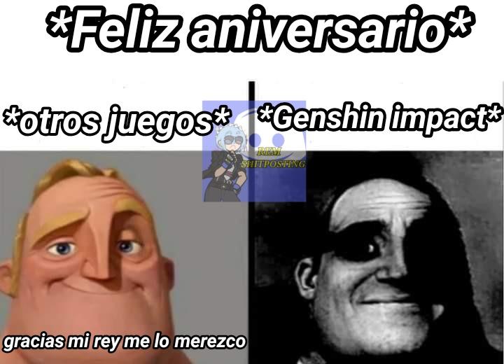 Jaja Fue un Gran aniversario - meme