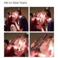Bonne année d avance