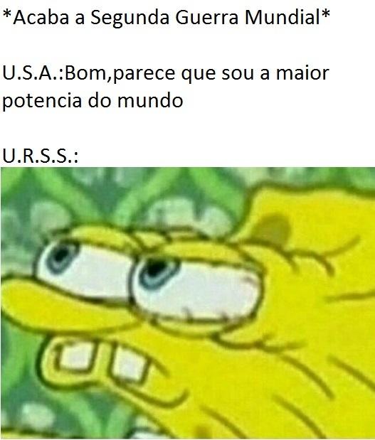 Urss e USA - meme