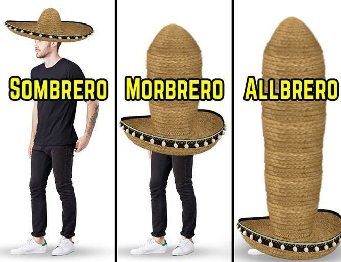 That's alot of brero - meme