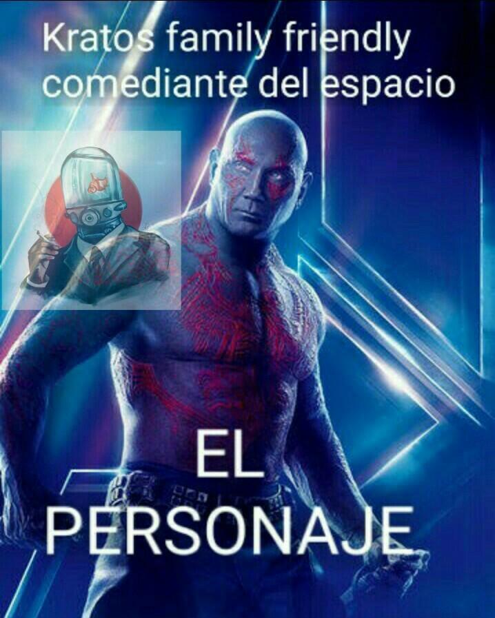 Drax - meme