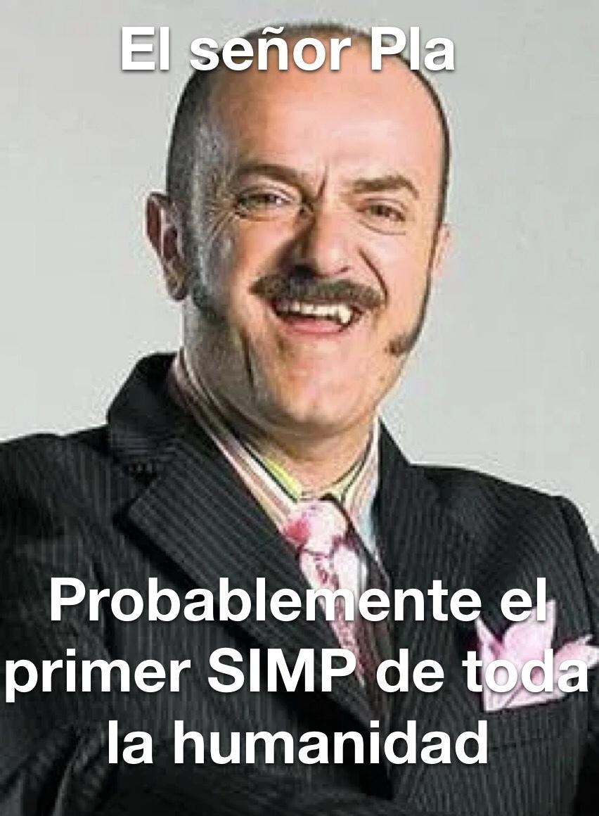 Era de una serie de España, para los latinos que no lo conozcan - meme