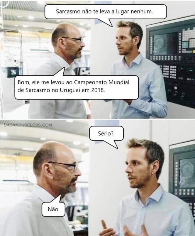 sarcasmo 2018 - meme