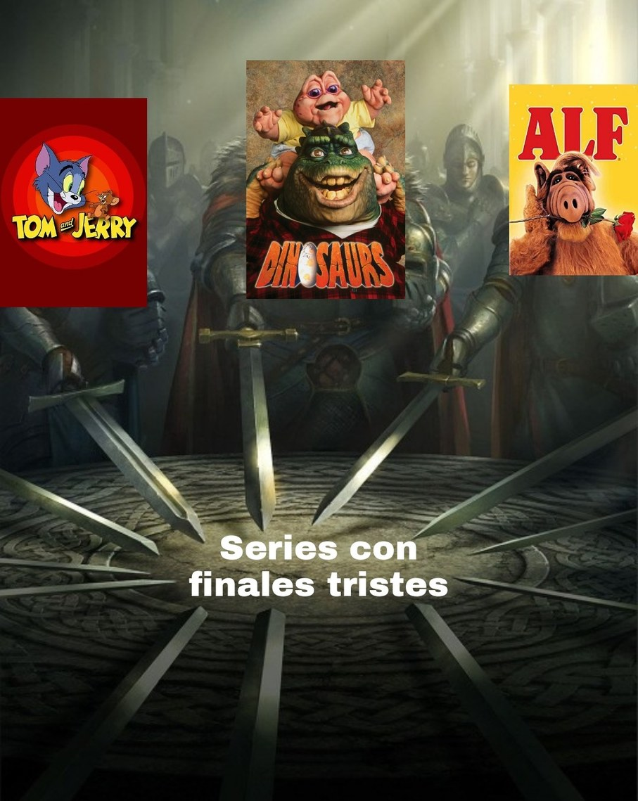 Vaya que terminaron mal - meme