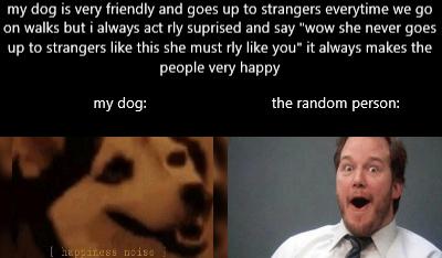 happy dogg - meme