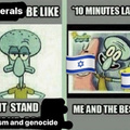 I rap for the people of Palestine