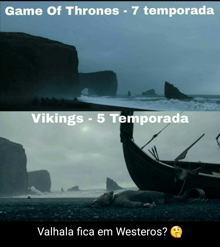 Vikings >> all - meme