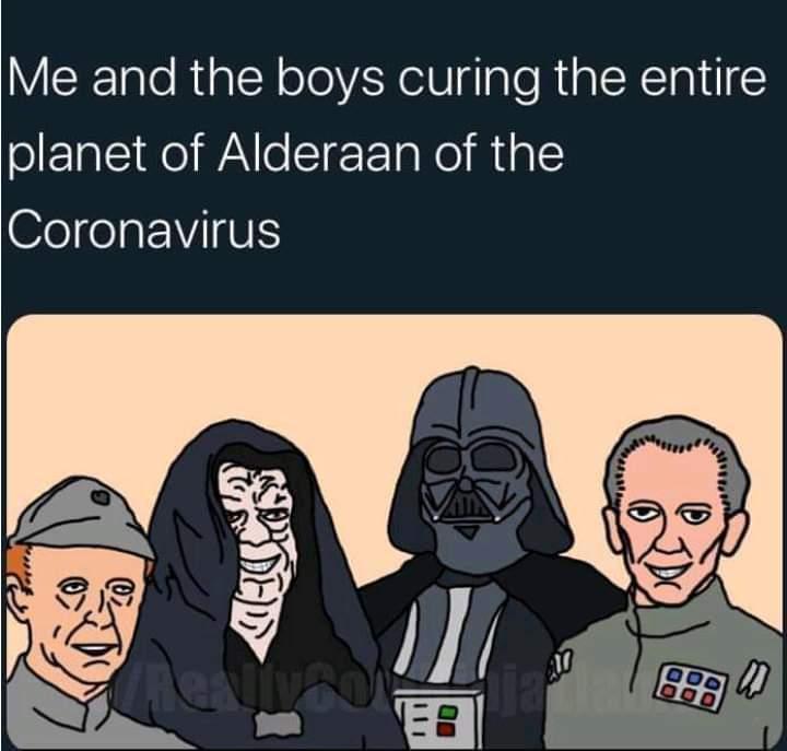 Favorite Star Wars character? - meme