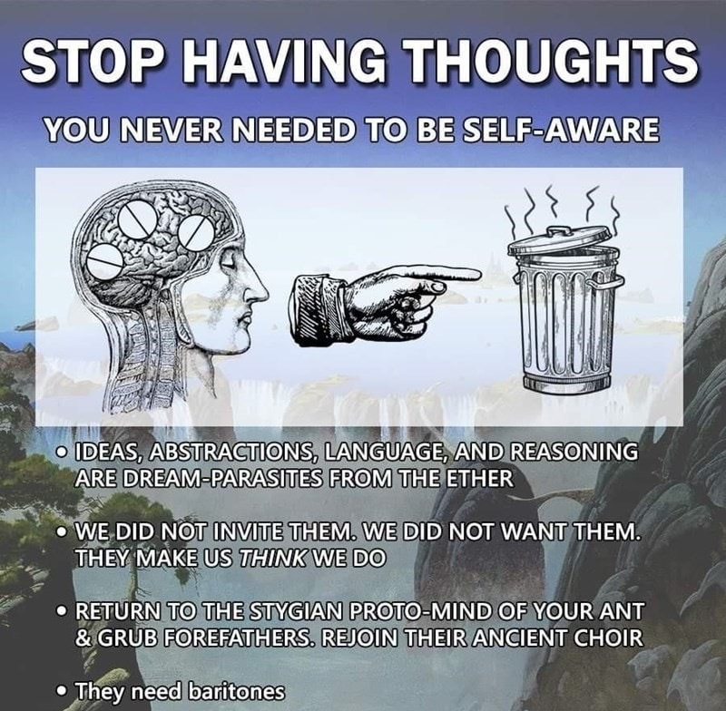 Thoughts - meme
