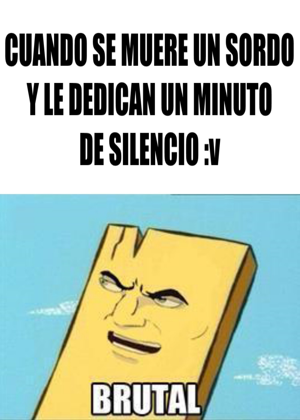 Sr Titulo - meme