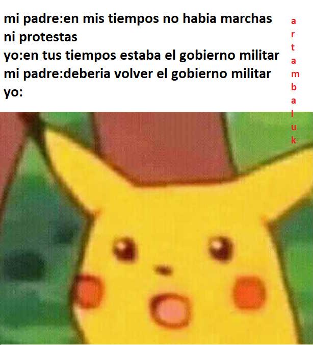 general augusto pinochet cumbia remix.mp3 - meme