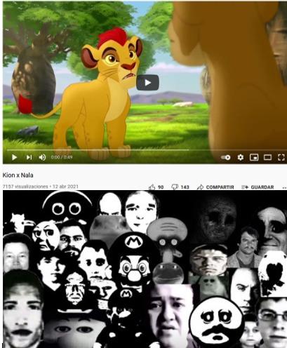 por si se lo preguntan ese es un video nopor,no lo vean - meme