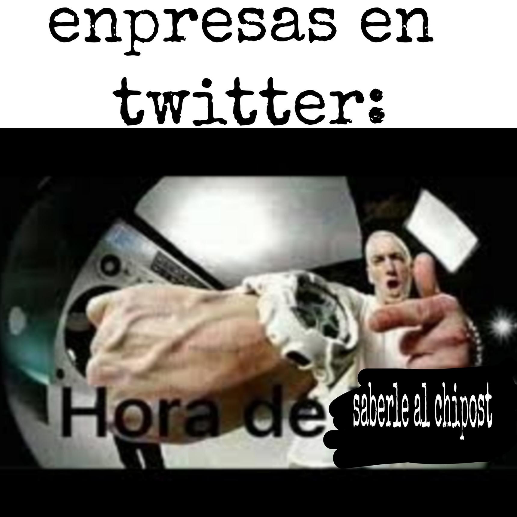 Empresas - meme