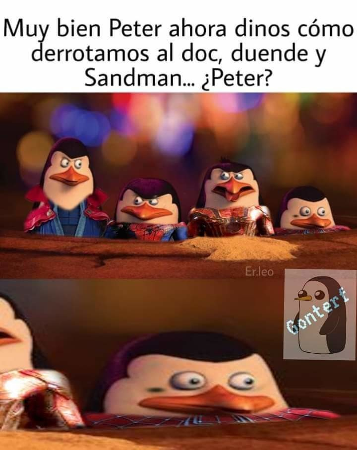 Peter? - meme