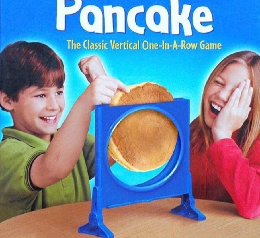 Pancake - meme