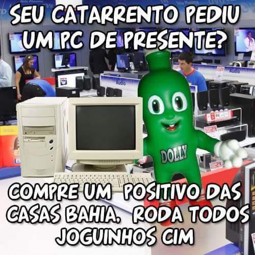 Positivo - meme