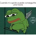 Ni cupido puede :v
