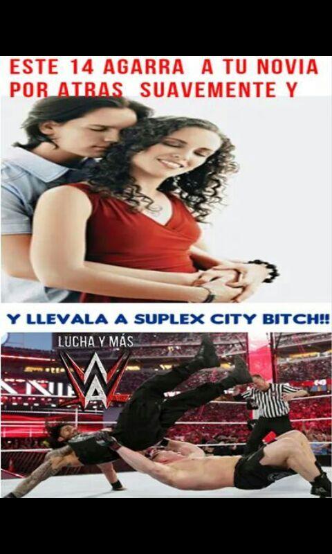 SUPLEX CITY!!! - meme