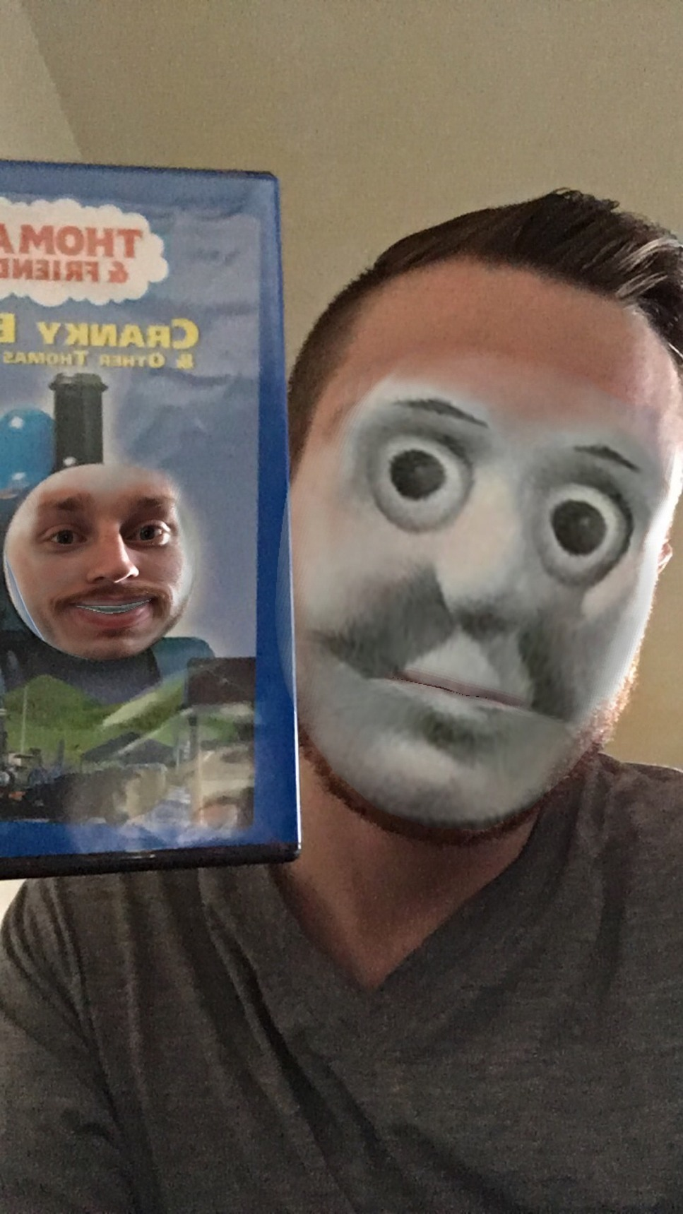 face swap - meme