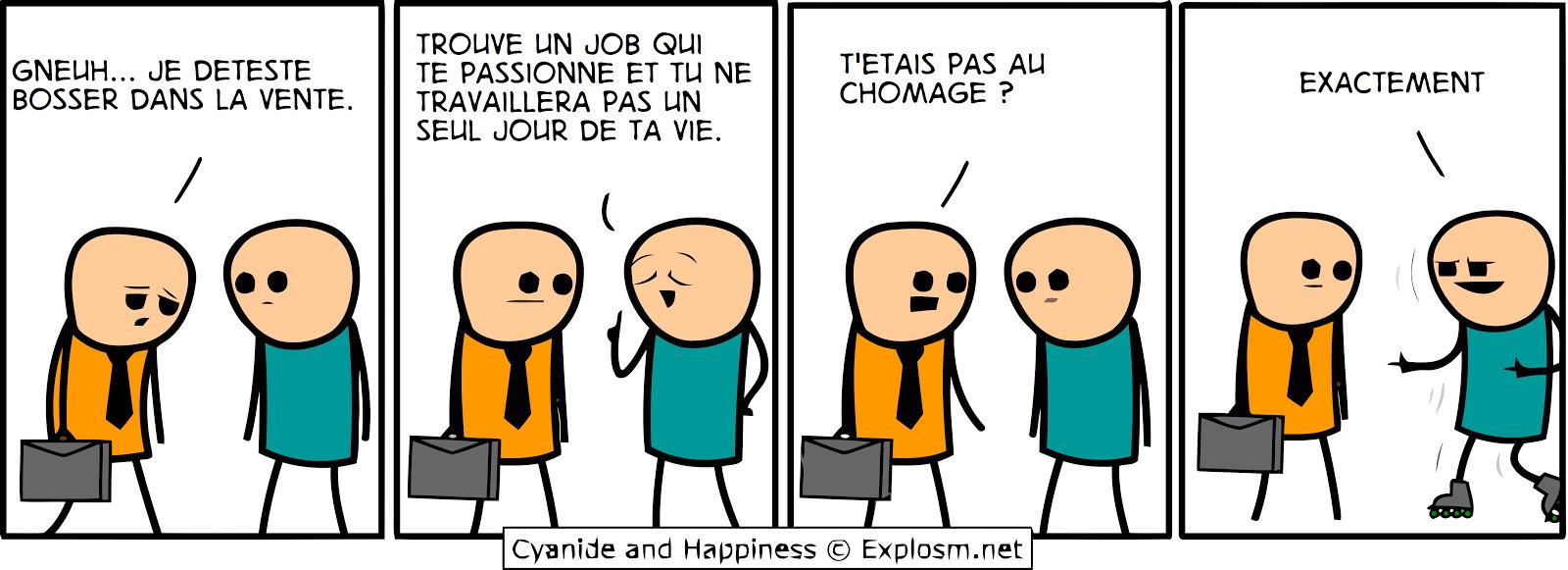 Cyanure et Bonheur #18 - meme