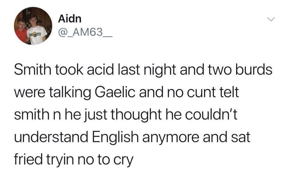 Its scotland mate - meme