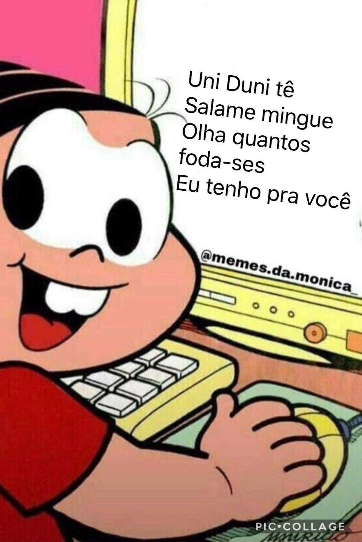 muitos - meme