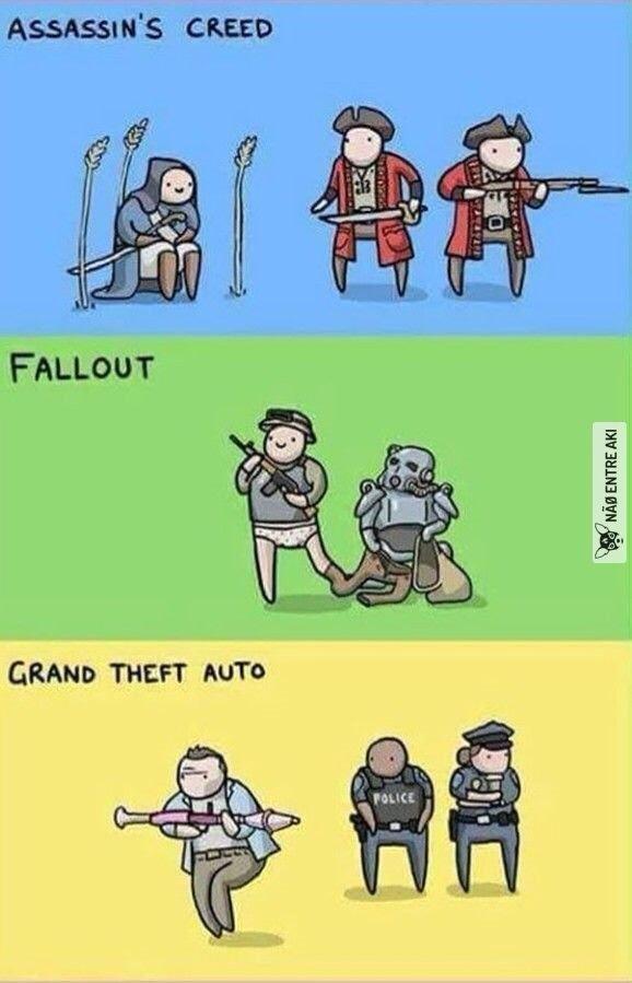 jogos - meme