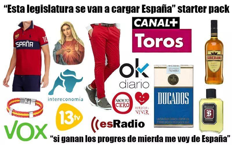 Así va España - meme