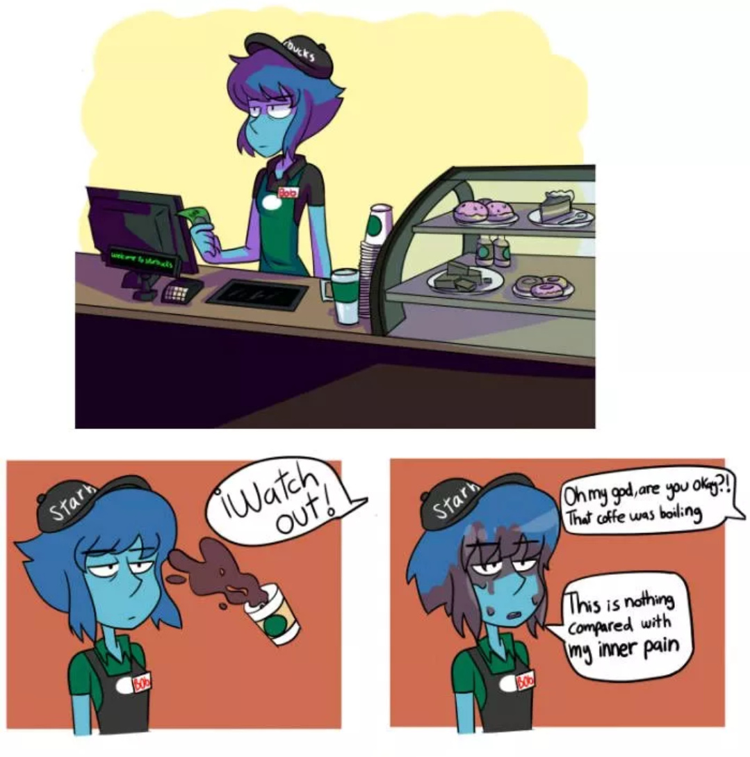 Lapis Lazuli - meme