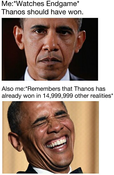Reality can often be satisfying - meme