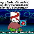 R.I.P Angry Birds Classic, Rio, Space, Star wars 1 y 2, Seasons, Go y Epic