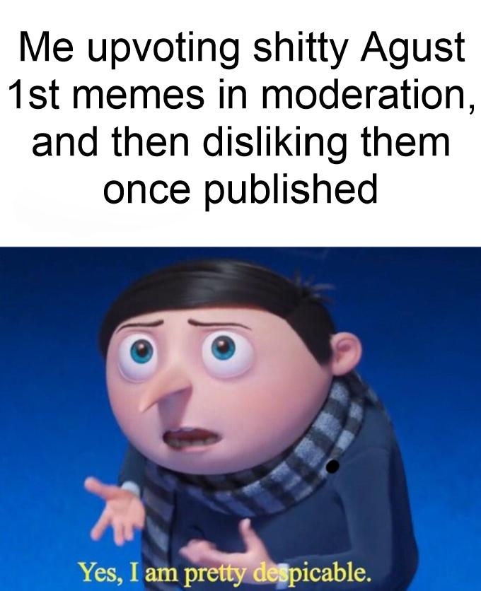 Evil Time - meme