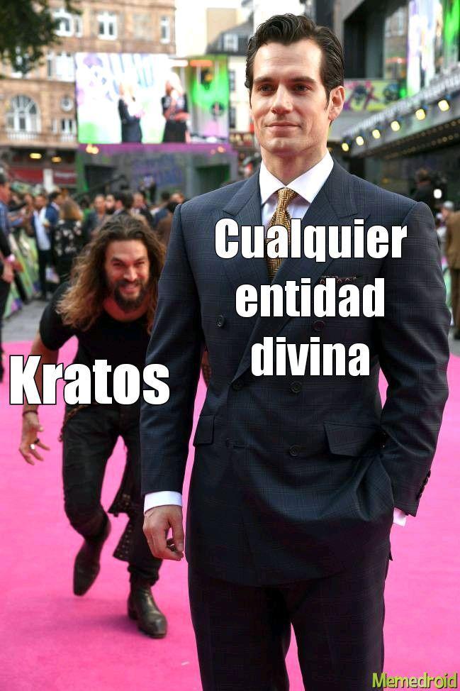 Cratos - meme