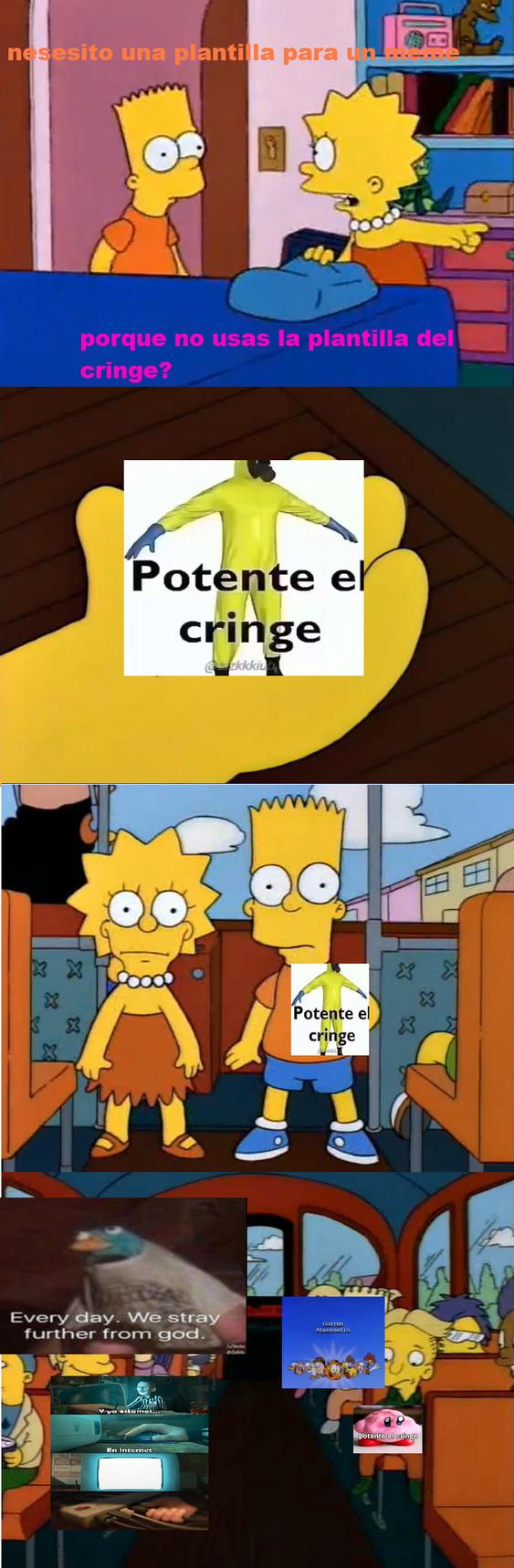 potente el cringe V23.4423 - meme