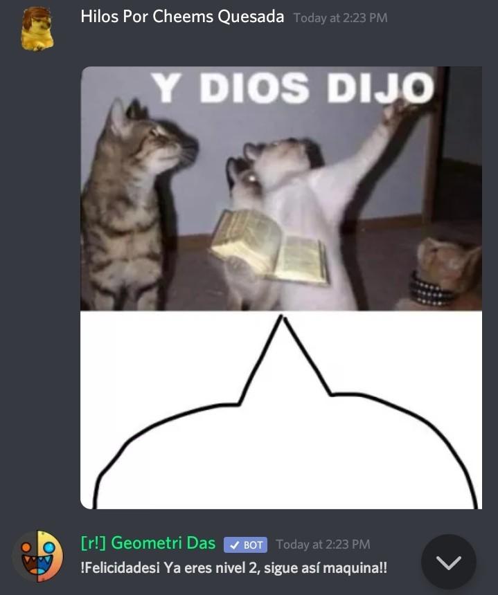 dios al terminar el año 2020 XD - meme