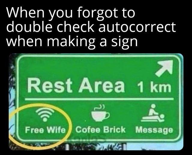 Free wife - meme