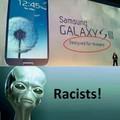 Samsung est raciste