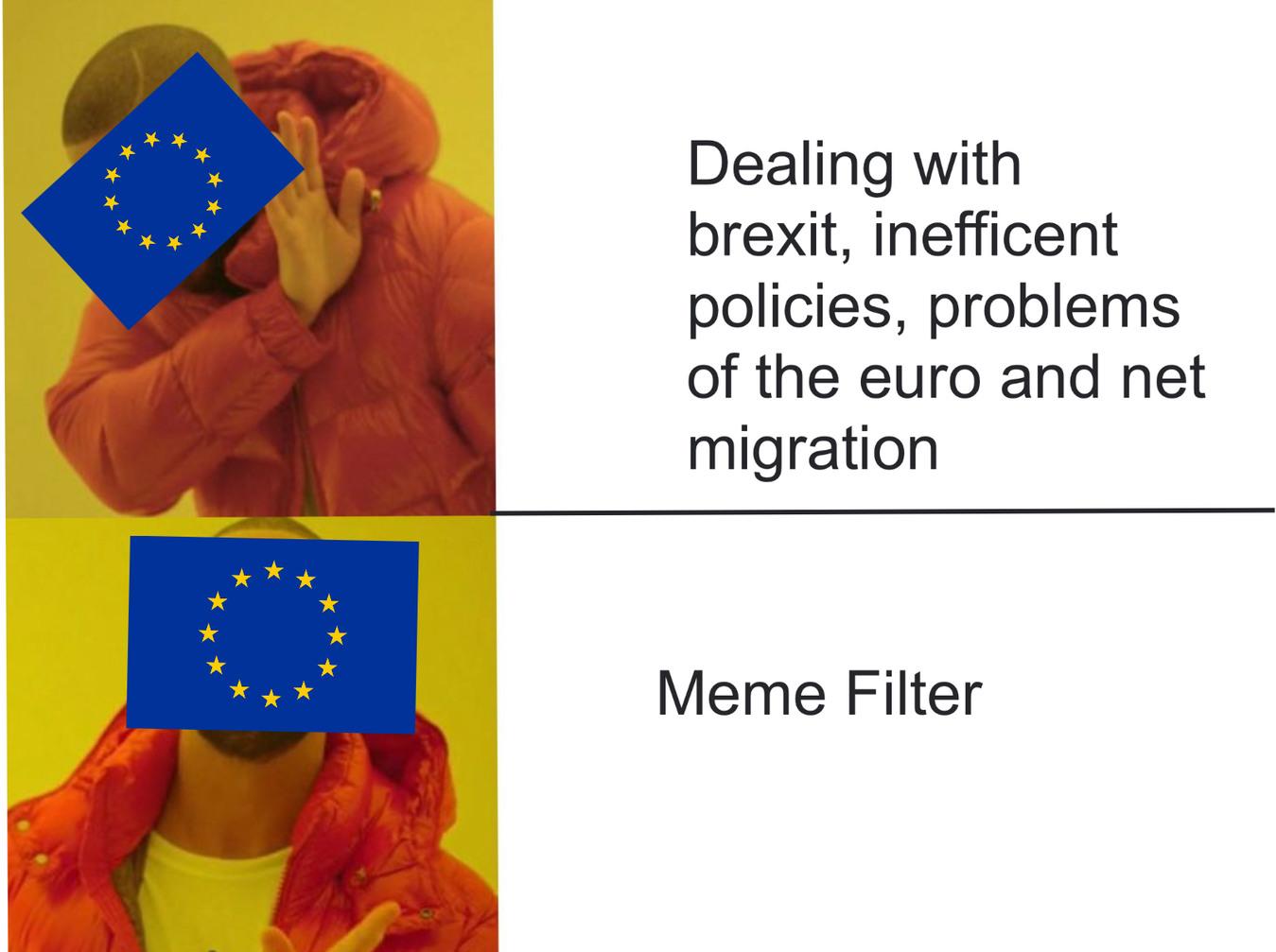 Brexit means brexit - meme