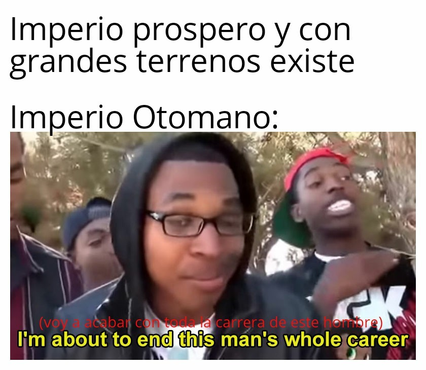De ahora en adelante voy a traducir los memes