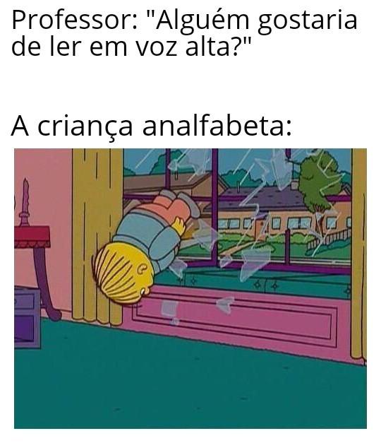 Aff tá em português - meme