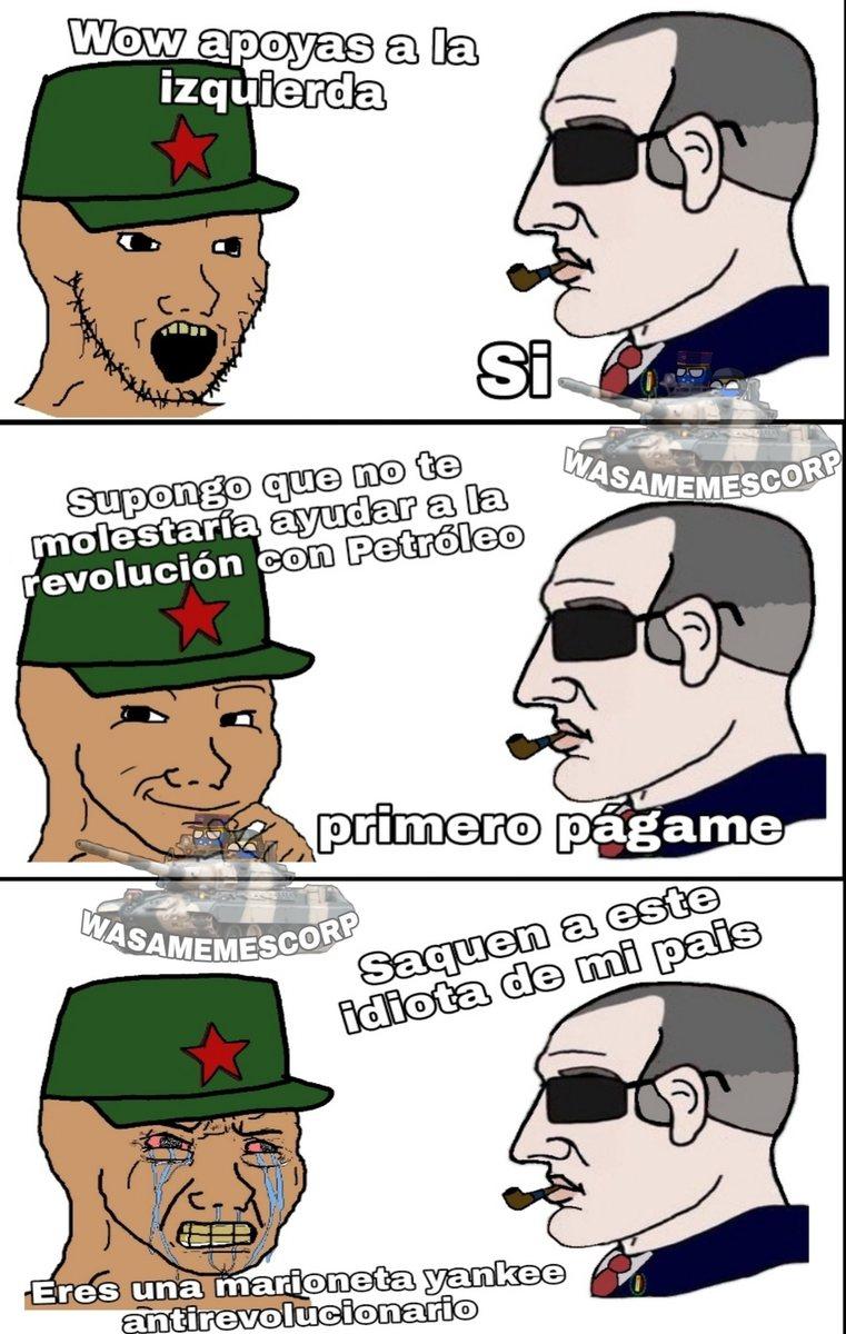 The Chad Romulo Betancourt vs. The Virgin Fidel Castro - meme