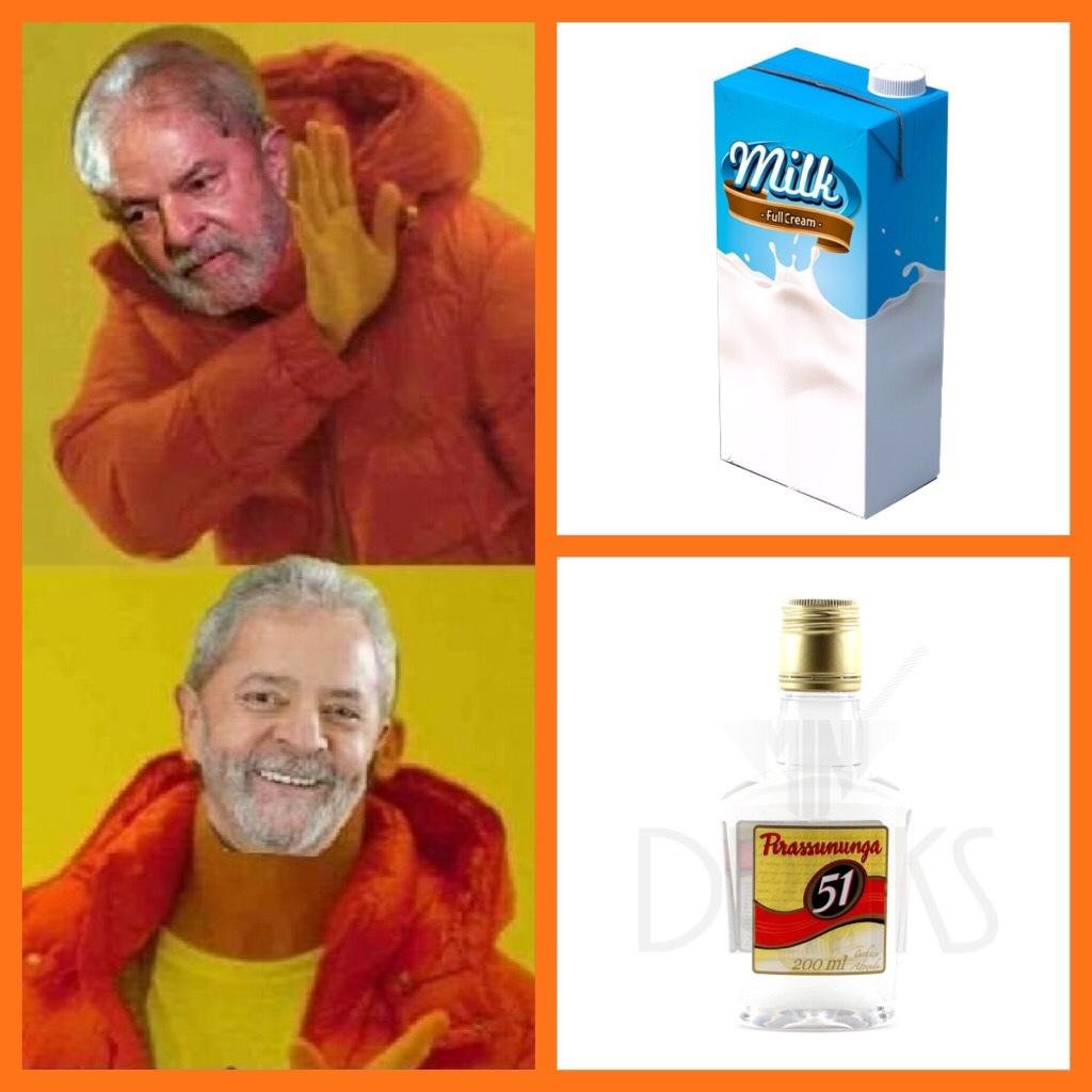 beber ou não beber - meme