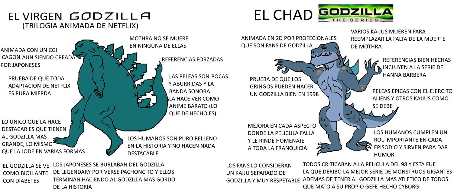 Otro chad mas - meme