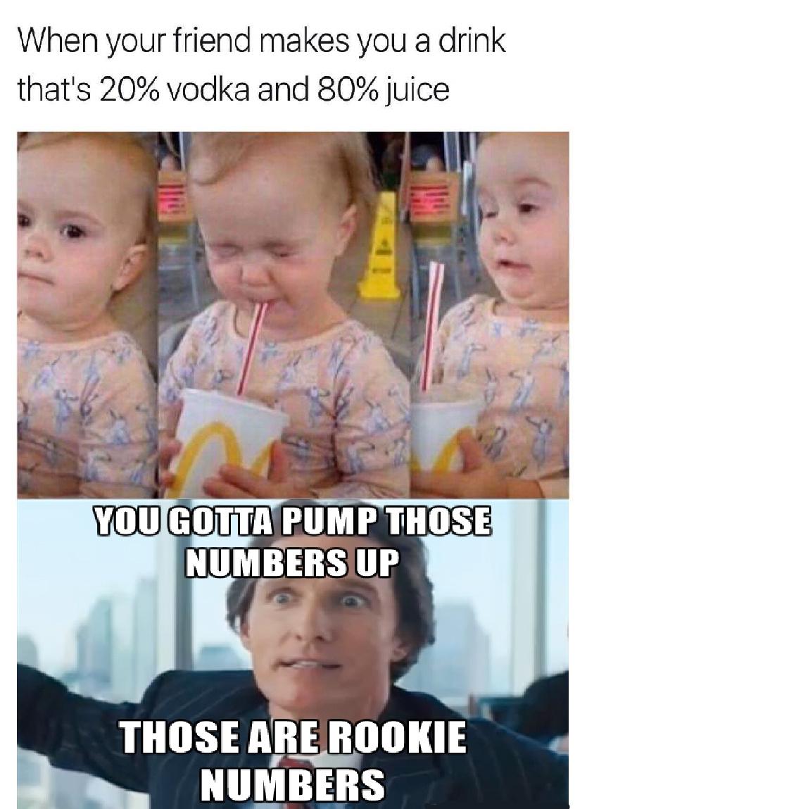 The Best Rookie Numbers Memes :) Memedroid