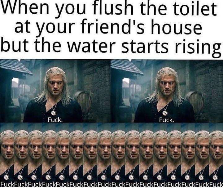 Oh fuck fuck fuckshid suck fuckiddyfucktiddyshiddy - meme