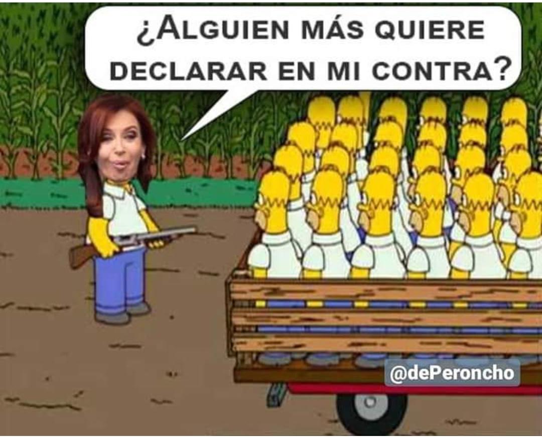 Un breve resumen de la democracia de argentina. - meme