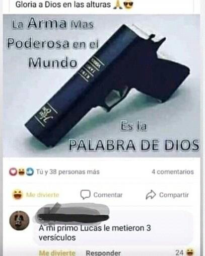 Amen B) - meme